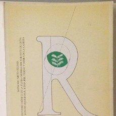 Libros de segunda mano: FLORA ORÓFILA DEL S.O DE LEÓN: MONTES AQUILANOS, SIERRA DEL TELENO Y SIERRA DE LA CABRERA (RUIZIA 2). Lote 57455388
