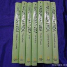 Libros de segunda mano: NATURALEZA Y VIDA. 7 TOMOS. Lote 57492516