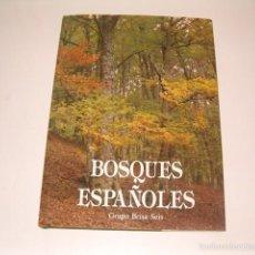 Libros de segunda mano: BOSQUES ESPAÑOLES. RM75258. . Lote 57628217