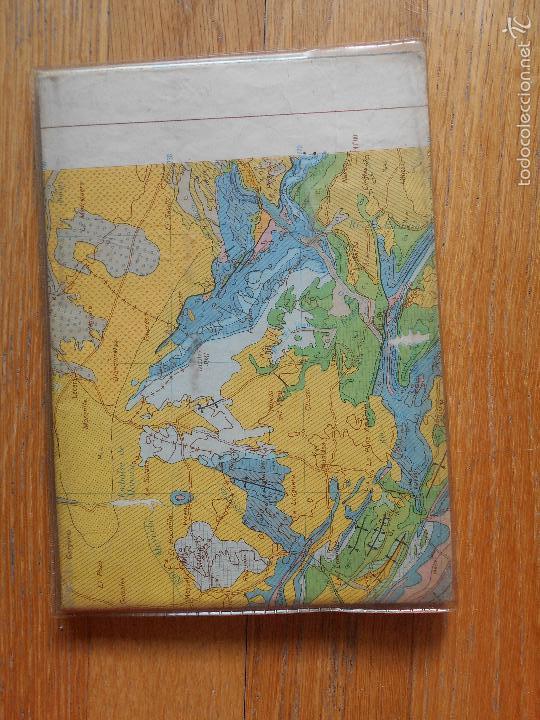 Libros de segunda mano: IGME, MAPA GEOLOGICO DE ESPAÑA, DAROCA ,Numero 40, Primera Edicion - Foto 3 - 57823456