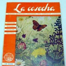 Libros de segunda mano: LA COSECHA REVISTA QUINCENAL ILUSTRADA LABRADOR ESPAÑOL Nº 171 1966. Lote 57991754