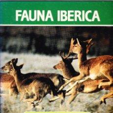Libros de segunda mano - FAUNA IBERICA - EL HOMBRE Y LA TIERRA - F RODRIGUEZ DE LA FUENTE - TOMO 1 - 58112845