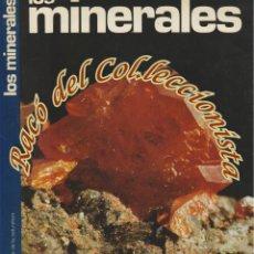 Libros de segunda mano: LOS MINEALES, VICENZO MICHELE, EDITORIAL TEIDE, COLECCION MARAVILLAS DE LA NATURALEZA, 1979. Lote 58255496