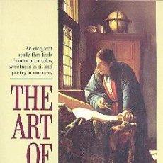 Libros de segunda mano de Ciencias: THE ART OF MATHEMATICS JERRY P. KING. Lote 58259758