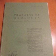 Libros de segunda mano: TRABAJOS DE GEOLOGIA. Nº 13. FACULTAD DE CIENCIAS. UNIVERSIDAD DE OVIEDO. 1983. RUSTICA. 370 GRAMOS.. Lote 58433131