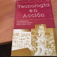 Libros de segunda mano de Ciencias: TECNOLOGIA EN ACCION (LB31). Lote 58554055