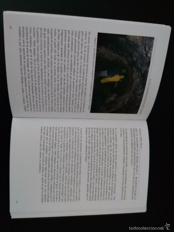 Libros de segunda mano: LA CRISIS SISMOVOLCANICA DEL AÑO 2004 EN TENERIFE - CANARIAS - RARO - Foto 3 - 58966275