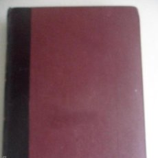 Libros de segunda mano de Ciencias: CURSO GENERAL DE MATEMATICAS. APLICADAS A LA FISICA, QUIMICA, TECNICA Y CIENCIAS NATURALES. POR FRAN. Lote 58980965