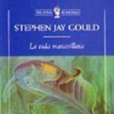 Libros de segunda mano: LA VIDA MARAVILLOSA/ STEPHEN JAY GOULD/ CRITICA/ BIBLIOTECA DE BOLSILLO-PALEONTOLOGIA. Lote 58936693