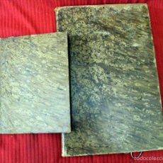 Libros de segunda mano de Ciencias: LIBRO ESCRITO EN FRANCÉS, DE GEOMETRÍA PRÁCTICA, EDITADOS HACE CASI DOS SIGLOS, 1844. Lote 59648015