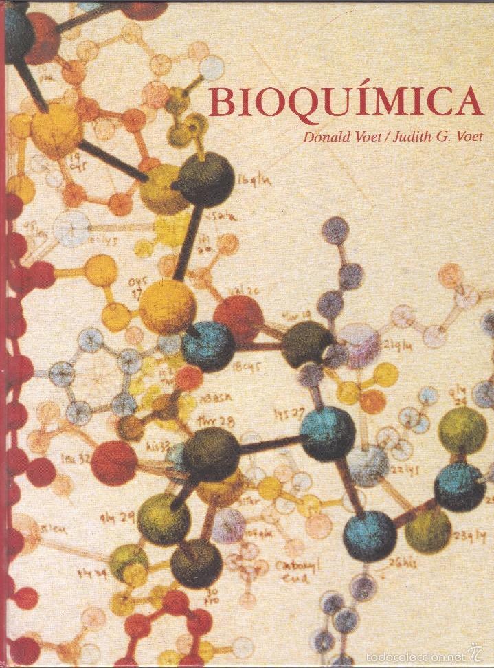 BIOQUÍMICA - DONALD VOET Y JUDITH G. VOET - EDICIONES OMEGA, BARCELONA, 1992. (Libros de Segunda Mano - Ciencias, Manuales y Oficios - Física, Química y Matemáticas)