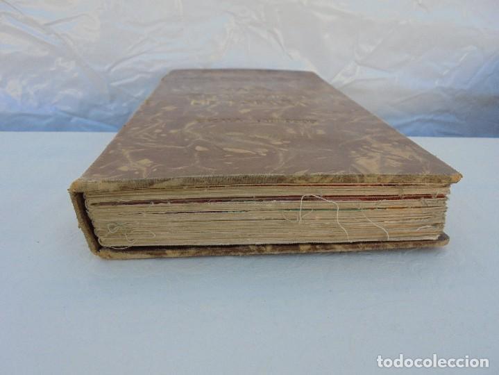 Libros de segunda mano: MAPA GEOLOGICO DE ESPAÑA. ESCALA 1: 1000000. DESPLEGABLE ENTELADO. INSTITUTO GEOLOGICO Y MINERO. - Foto 3 - 61535240