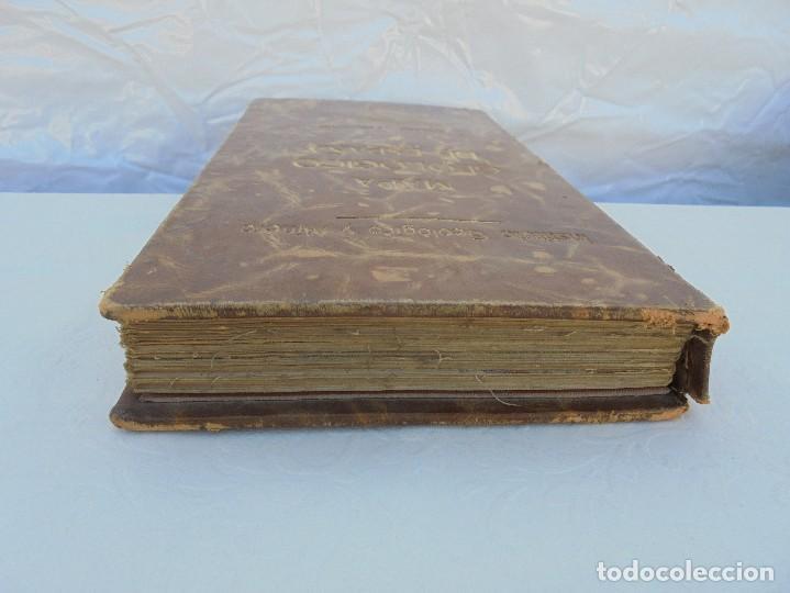 Libros de segunda mano: MAPA GEOLOGICO DE ESPAÑA. ESCALA 1: 1000000. DESPLEGABLE ENTELADO. INSTITUTO GEOLOGICO Y MINERO. - Foto 5 - 61535240