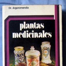 Libros de segunda mano - Plantas medicinales, del Dr. Argoromendia - 61938496