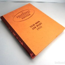 Second hand books of Sciences - PERFUMERY AND ESSENTIAL OIL RECORD 1951 #LT - 62537164