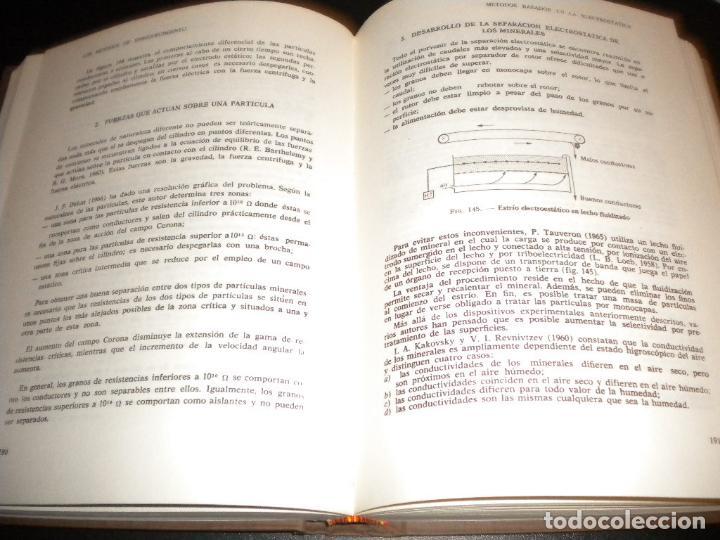 Libros de segunda mano: el beneficio de los minerales / pierre blazy - Foto 3 - 62999816