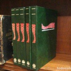 Libros de segunda mano: LOTE DE 51 FASCICULOS DE DINOSAURIOS, DE PLANETA DE AGOSTINI 1993. CON LAS CUBIERTAS. Lote 115133179