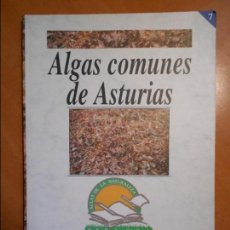 Libros de segunda mano: ALGAS COMUNES EN ASTURIAS. AULAS DE LA NATURALEZA. PERLORA. PRINCIPADO DE ASTURIAS, 1992. RUSTICA. 8. Lote 63592160