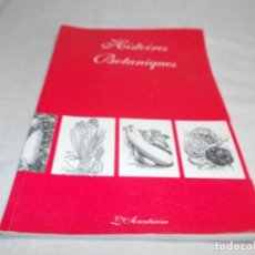 Libros de segunda mano: HISTOIRES BOTANIQUES. Lote 63620339