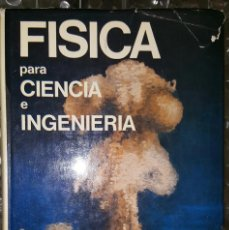Libros de segunda mano de Ciencias: FISICA PARA CIENCIA E INGENIERIA LUIS DEL ARCO VICENTE ARIEL. 1972 . Lote 64664151