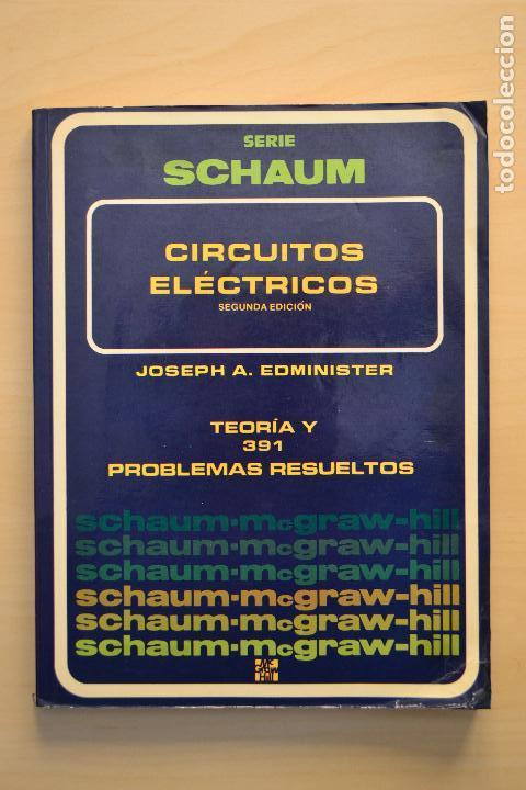 Circuito Electrico En Serie : Serie schaum. circuitos electricos. josefh a. e sold through