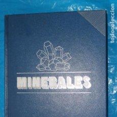 Libri di seconda mano: LOS MINERALES, Nº 3, EDICIONES NUEVA LENTE 1983. Lote 65922626