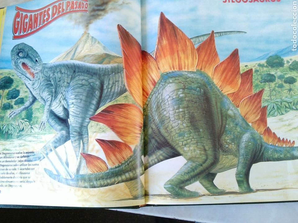 Libros de segunda mano: Dinosaurios Planeta Agostini 5 tomos - PALEONTOLOGÍA - BIOLOGÍA - envío 14,90 + 1 euros CORREOS 72h - Foto 3 - 102600656