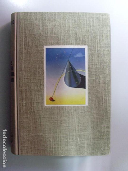 DESDE EL PUNTO DE LA CUARTA DIMENSIÓN / EGMONT COLERUS / 1952 (Libros de Segunda Mano - Ciencias, Manuales y Oficios - Física, Química y Matemáticas)