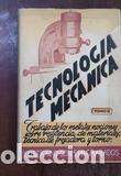 TECNOLOGÍA MECÁNICA. TOMO II. (Libros de Segunda Mano - Ciencias, Manuales y Oficios - Física, Química y Matemáticas)