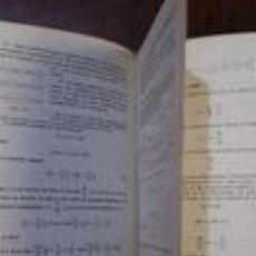 Libros de segunda mano de Ciencias: FÍSICA TEÓRICA PARA INGENIEROS - MANUEL CASTAÑS; MARIANO AGUILAR; JULIO DE CASTRO; VICENTE CASTRO Y. Lote 64562695