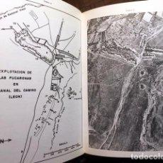 Libros de segunda mano: SAENZ RIDRUEJO: .. MINERÍA PRIMITIVA DEL ORO EN EL NOROESTE DE ESPAÑA (TURIENZO, VALDUERNA, VALDERÍA. Lote 66862534