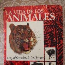 Livres d'occasion: LA VIDA DE LOS ANIMALES - PLANETA (TOMO I). Lote 66992990
