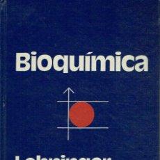 Libros de segunda mano de Ciencias: BIOQUÍMICA. ALBERT L. LEHNINGER.. Lote 67129565
