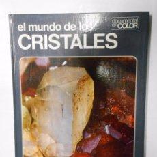 Libros de segunda mano: EL MUNDO DE LOS CRISTALES. VINCENZO DE MICHELE. TDK41. Lote 40633998