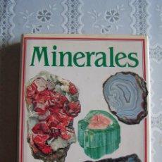 Libros de segunda mano: MINERALES. POR JAROSLAV SVENEK. SUSAETA, 1990. Lote 67489365