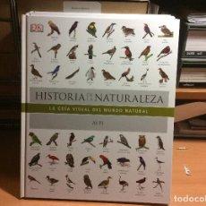 Libros de segunda mano: LA GUÍA VISUAL DEL MUNDO NATURAL. Lote 67702973