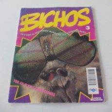 Libros de segunda mano: BICHOS. DESCUBRE EL FASCINANTE MUNDO DE LOS MINIMONSTRUOS. PLANETA DEAGOSTINI. FASCICULO 3 VOLUMEN 1. Lote 67777785