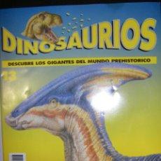 Libros de segunda mano - dinosaurios nº13. planeta - 68957077