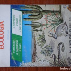 Libros de segunda mano: LIBRO ECOLOGÍA. Lote 69085597