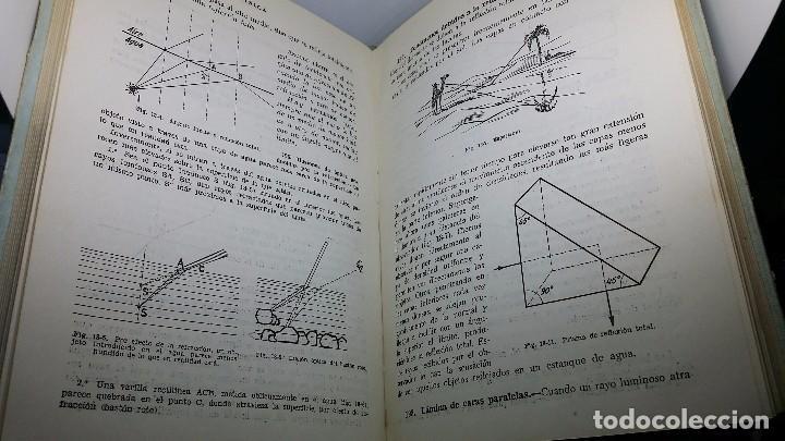 Libros de segunda mano de Ciencias: LIBRO FÍSICA Y QUÍMICA CUARTO CURSO DE BACHILLERATO PLAN 1957. EDICIONES BRUÑO. 72 PESETAS - Foto 5 - 69246893