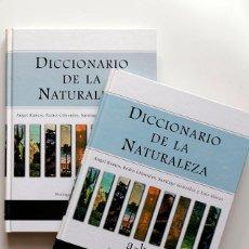 Libros de segunda mano: DICCIONARIO DE LA NATURALEZA. ESPASA. 2 VOL.. Lote 70033805