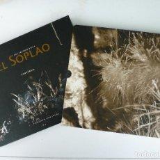 Libros de segunda mano: UNA CAVIDAD ÚNICA - EL SOPLAO - CANTABRIA - EN SU ESTUCHE ORIGINAL. Lote 70070725