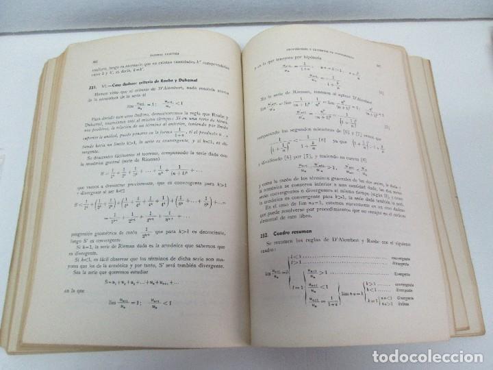 Libros de segunda mano de Ciencias: ALGEBRA PRACTICA. CARLOS MATAIX ARACIL. QUINTA EDICION. EDITORIAL DOSSAT - Foto 14 - 70320597