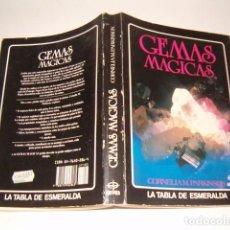 Libros de segunda mano: CORNELIA M. PARKINSON. GEMAS MÁGICAS. RMT78156. . Lote 71233835