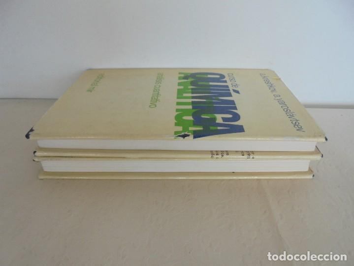 Libros de segunda mano de Ciencias: A. KRESHKOV, A. YAROSLAVTSEV. CURSO DE QUIMICA ANALITICA. ANALISIS CUANTITATIVO ANALISIS CUALITATIVO - Foto 4 - 71258475