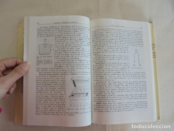 Libros de segunda mano de Ciencias: A. KRESHKOV, A. YAROSLAVTSEV. CURSO DE QUIMICA ANALITICA. ANALISIS CUANTITATIVO ANALISIS CUALITATIVO - Foto 16 - 71258475