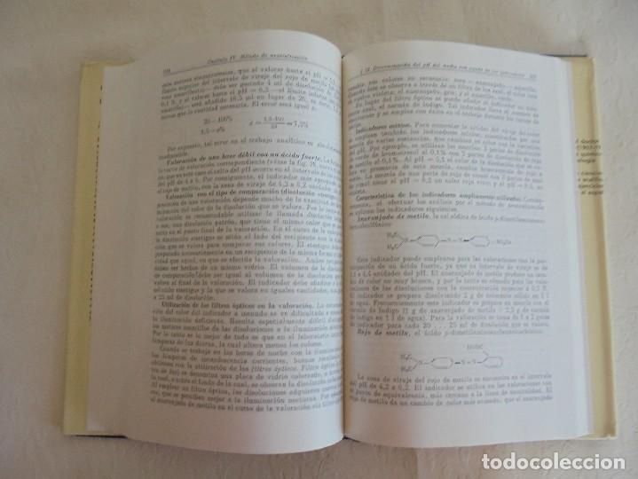 Libros de segunda mano de Ciencias: A. KRESHKOV, A. YAROSLAVTSEV. CURSO DE QUIMICA ANALITICA. ANALISIS CUANTITATIVO ANALISIS CUALITATIVO - Foto 17 - 71258475