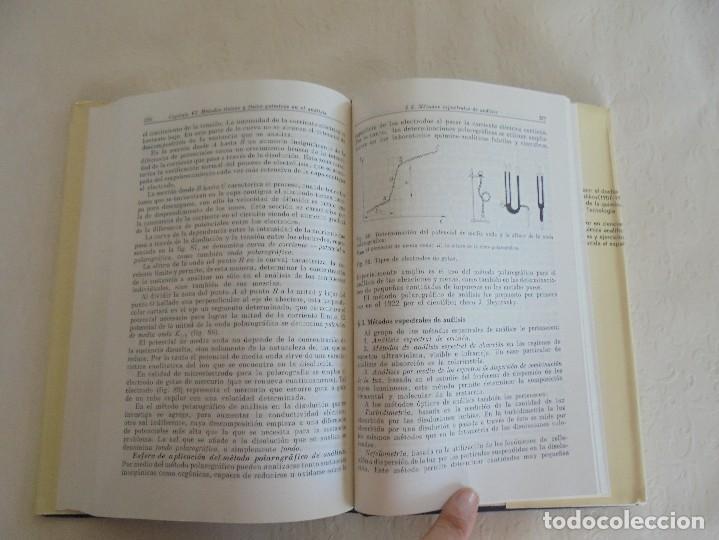 Libros de segunda mano de Ciencias: A. KRESHKOV, A. YAROSLAVTSEV. CURSO DE QUIMICA ANALITICA. ANALISIS CUANTITATIVO ANALISIS CUALITATIVO - Foto 18 - 71258475