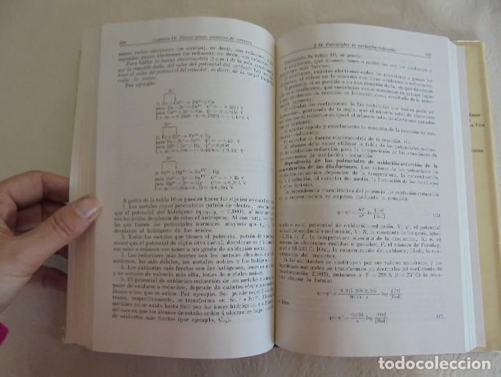 Libros de segunda mano de Ciencias: A. KRESHKOV, A. YAROSLAVTSEV. CURSO DE QUIMICA ANALITICA. ANALISIS CUANTITATIVO ANALISIS CUALITATIVO - Foto 39 - 71258475