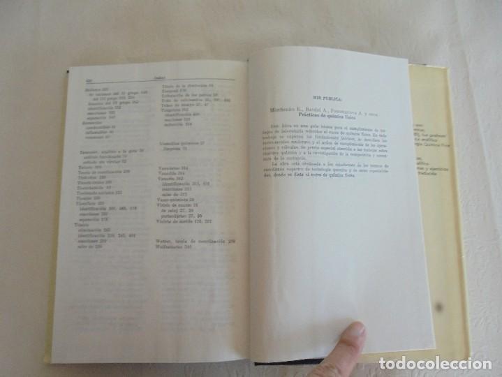 Libros de segunda mano de Ciencias: A. KRESHKOV, A. YAROSLAVTSEV. CURSO DE QUIMICA ANALITICA. ANALISIS CUANTITATIVO ANALISIS CUALITATIVO - Foto 40 - 71258475
